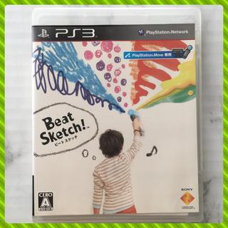 PlayStation3 - 【2本で500円♡対象】PS3 ビートスケッチ! (PSMove専用)