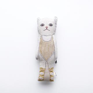 アッシュペーフランス(H.P.FRANCE)のコーラル&タスク ドール baby cat(クッション)