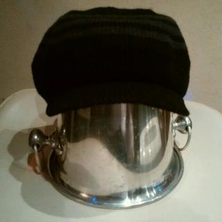 アディダス(adidas)のアディダス キャスケット帽(キャスケット)