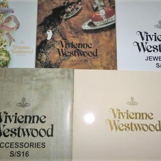 ヴィヴィアンウエストウッド(Vivienne Westwood)の希少ヴィヴィアンウエストッドACCESSORIESカタログ5冊(ノベルティグッズ)