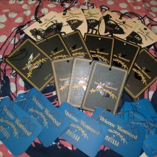 ヴィヴィアンウエストウッド(Vivienne Westwood)のヴィヴィアンウエストウッドAnglomaniaブランドタグ3種計18枚(その他)