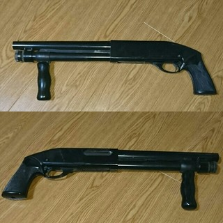 Remington Wingmaster MODEL 870(ミリタリー)