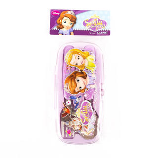ディズニー(Disney)の新品 ! ソフィア カトラリー セット スプーン フォーク キッズ 子供 入園(スプーン/フォーク)