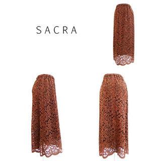 サクラ(SACRA)のタグ付き♡ レースロングスカート (ロングスカート)