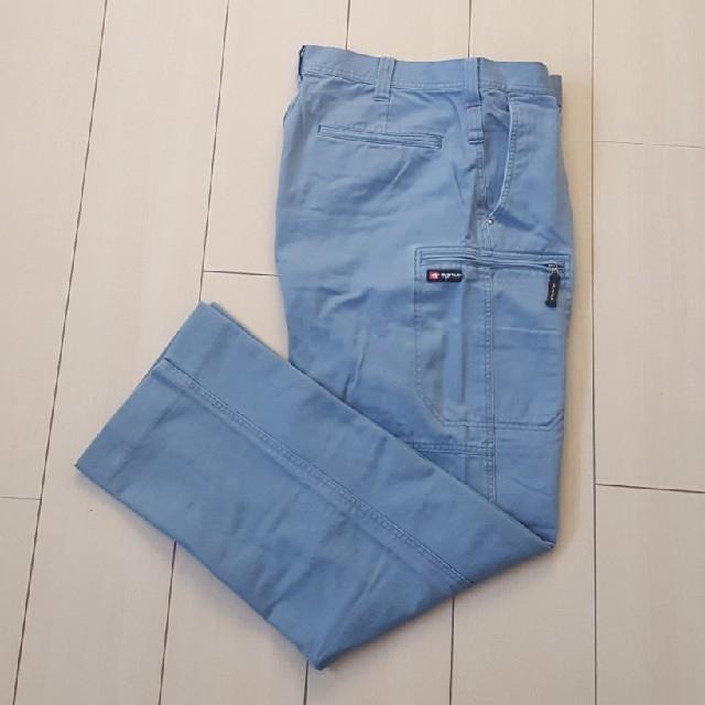 BURTLE(バートル)のBurtleワンタックカーゴパンツ4本セット メンズのパンツ(ワークパンツ/カーゴパンツ)の商品写真