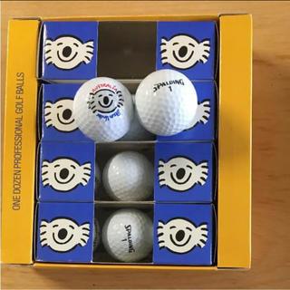 スポルディング(SPALDING)のゴルフボール 12個(その他)