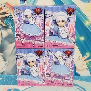 タイトー(TAITO)の纏め売り Fate/Extra~Lost Encoreありすフィギュア(計4点)(アニメ/ゲーム)