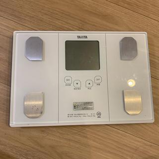 TANITA - タニタ 体重計
