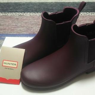 ハンター(HUNTER)のHUNTER レインブーツ ショート EU39(レインブーツ/長靴)