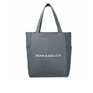 ディーンアンドデルーカ(DEAN & DELUCA)の未使用   DEAN&DELUCA  グレー(エコバッグ)