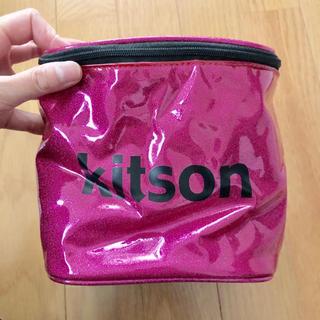 キットソン(KITSON)のkitson キットソン 化粧ポーチ 非売品 入手困難 コスメポーチ(その他)