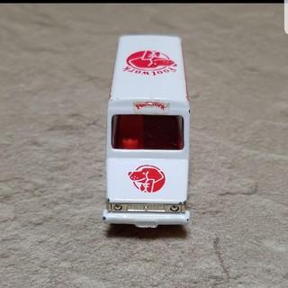 イスズ(いすゞ)のトミカ 廃盤 いすゞ ハイパックバン(ミニカー)