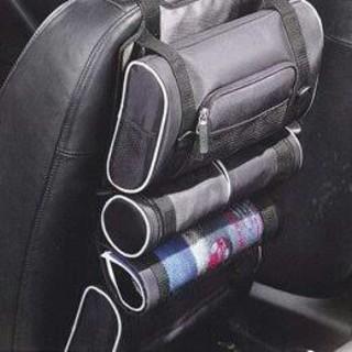アウディ(AUDI)のAUDI アウディ 純正アクセサリー ストレージバッグ ドライビングシートバッグ(車内アクセサリ)