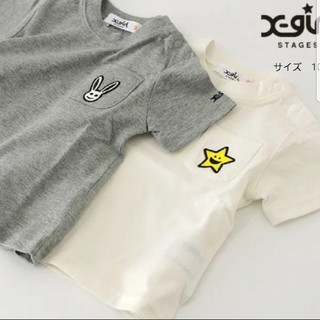 X-girl Stages Tシャツ