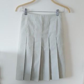 イネド(INED)のイネド スカート(ひざ丈スカート)