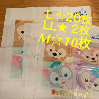ディズニー(Disney)のディズニー ショップ袋 32枚(ショップ袋)