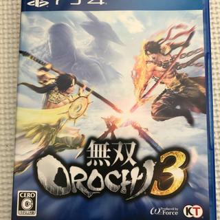 コーエーテクモゲームス(Koei Tecmo Games)の【PS4】無双OROCHI3(家庭用ゲームソフト)