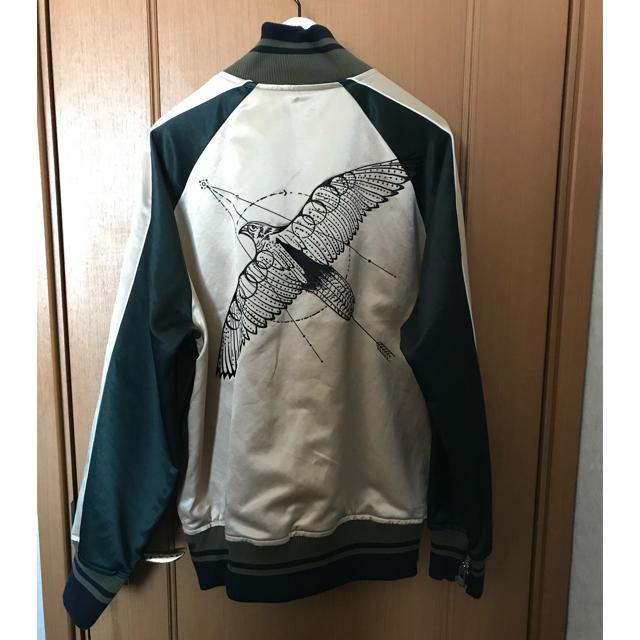 sacai(サカイ)のsacai dr.woo スカジャン サイズ1 メンズのジャケット/アウター(スカジャン)の商品写真
