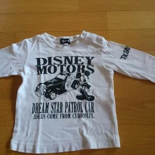 Disney - TKSAPKID ミッキーのロンT 90
