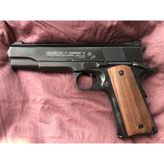 Colt Goldcup National Match 1911 GBB(ガスガン)