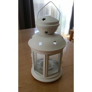 イケア(IKEA)のイケア ランタン キャンドルホルダー アロマポット(アロマポット/アロマランプ/芳香器)