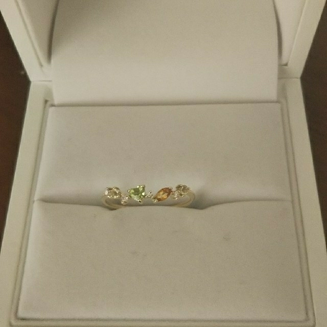 マルチジェムストーンリング   いちご様専用 レディースのアクセサリー(リング(指輪))の商品写真