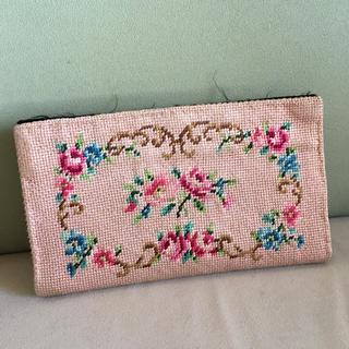 メゾンドリーファー(Maison de Reefur)のパリ買付け ゴブラン織り お財布 がま口 札入れ アンティーク (長財布)