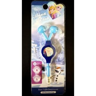 ディズニー(Disney)の大特価。新品。Disney:アナと雪の女王・イヤフォン(ヘッドフォン/イヤフォン)