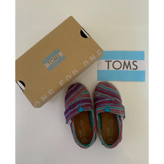 TOMS - TOMS 子供シューズ