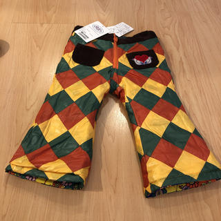 バックアレイ(BACK ALLEY)のバックアレイ 可愛い ズボン  90サイズ 新品(パンツ/スパッツ)