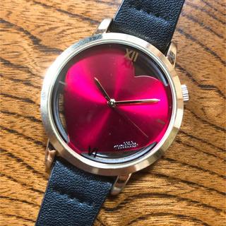 スリーフォータイム(ThreeFourTime)のハートウォッチ(腕時計)