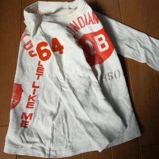 デニムダンガリー(DENIM DUNGAREE)のデニム&ダンガリー110~115(Tシャツ/カットソー)