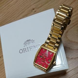 オリエント(ORIENT)のORIENT 腕時計 スターカット☆(腕時計)