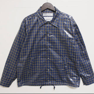 サンシー(SUNSEA)のdairiku 19ss   コーチジャケット(ナイロンジャケット)