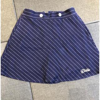 ディアブル(Diable)のDIABLE スカート サイズ3 160cm(スカート)