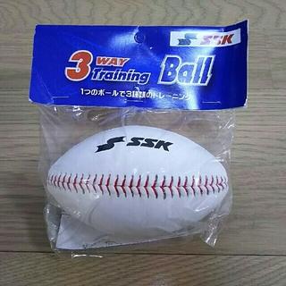 エスエスケイ(SSK)のトレーニングボール SSK 送料込み(ボール)