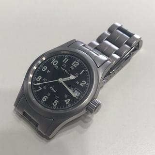ハミルトン(Hamilton)のハミルトン カーキ レディース(腕時計)