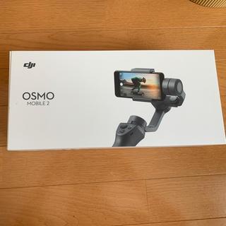 アップル(Apple)のOSMO MOBILE2(ビデオカメラ)