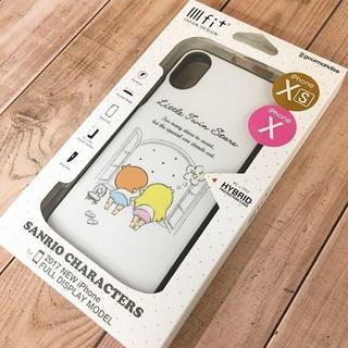 サンリオ(サンリオ)のサンリオ IIIIfi+ iPhoneXs / X 兼用 キキララスマホケース(iPhoneケース)