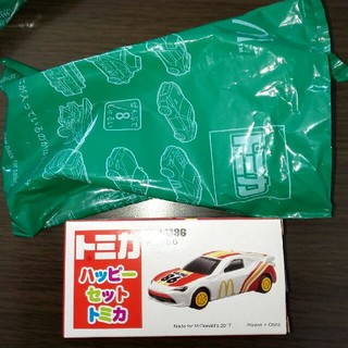 マクドナルド(マクドナルド)のハッピーセット トヨタ86 / CKSP(キャラクターグッズ)