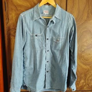 ザリアルマッコイズ(THE REAL McCOY'S)のマッコイのシャンブレーシャツ(シャツ)