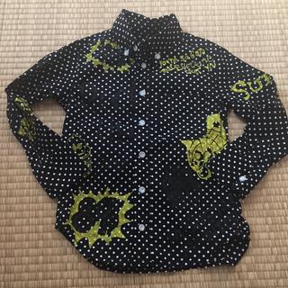 ジャム(JAM)の美品☆Joyful And Monster☆JAM☆プリントシャツ☆100cm(ブラウス)