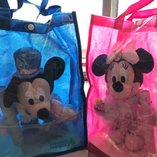 ディズニー(Disney)の結婚式や二次会に♡ミッキー&ミニーウェルカムドール(ウェルカムボード)