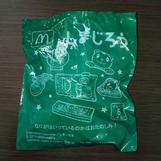 マクドナルド(マクドナルド)のハッピーセット しまじろうのむすんでみよう!/ CKSP(キャラクターグッズ)