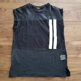 チャビーギャング(CHUBBYGANG)のCHUBBYGANG シースルーチュニック(Tシャツ/カットソー)