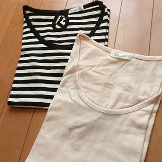 サルース(salus)の♡*゜salusTシャツ2枚セット♡*゜(Tシャツ(半袖/袖なし))