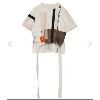 アメリヴィンテージ(Ameri VINTAGE)のAMERI SCARLET ART TEE(Tシャツ(半袖/袖なし))