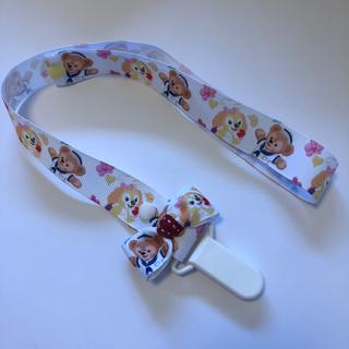ディズニー(Disney)の再販☆おもちゃ・帽子ホルダー(ロング)3段階調節 マルチクリップ(ベビーホルダー)