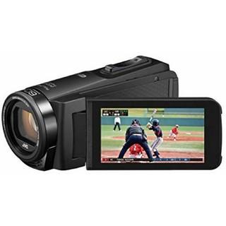 ケンウッド(KENWOOD)のJVC GZ-RX685 J-D 64GB内臓メモリー(ビデオカメラ)