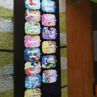 ディズニー(Disney)のディズニープリンセス 誕生日用ガーラント(その他)